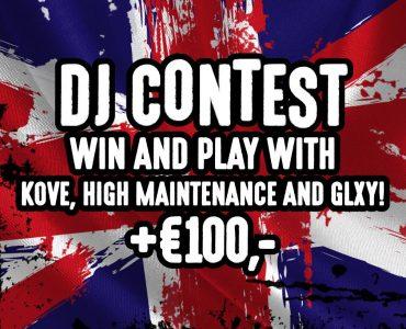 Concrete Jungle DJ Contest