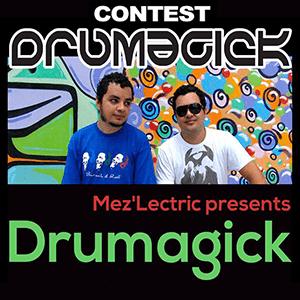 Win vrijkaarten voor Drumagick!