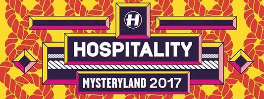 Hospitality at Mysteryland