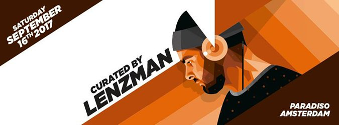 Curated By Lenzman