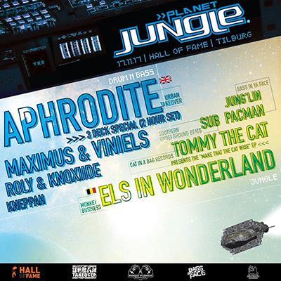 Planet Jungle XL