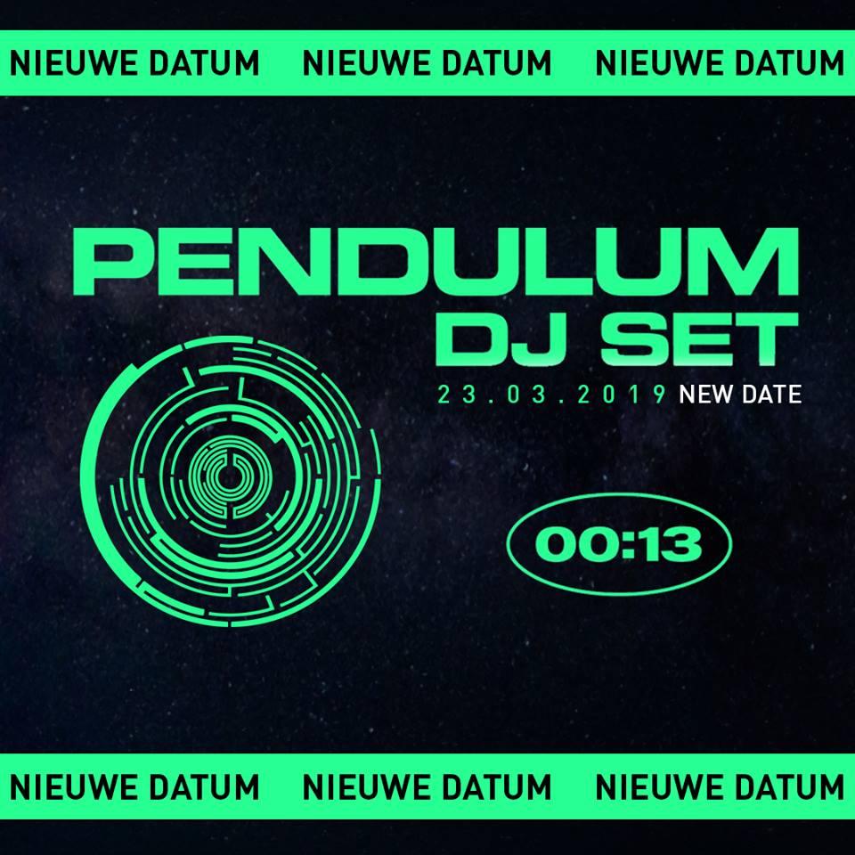 Pendulum (dj set) // 013 Tilburg