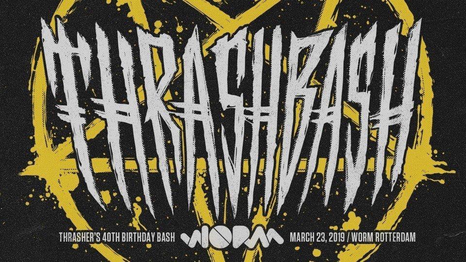 PRSPCT Presents Thrashbash aka Thrasher's Naughty 40!