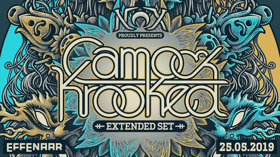 NOX VI presents: Camo & Krooked