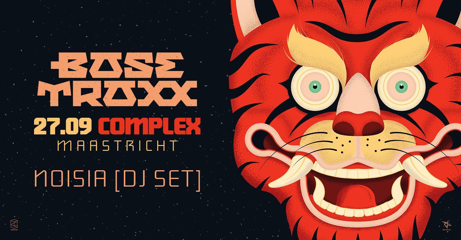 BASE TRAXX / Noisia (Dj Set)