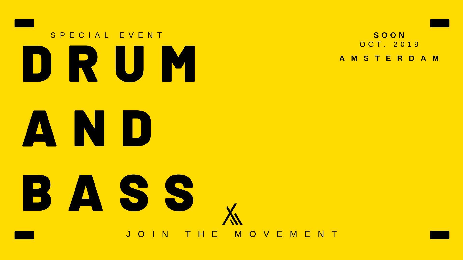 DRUM & BASS | Special Event
