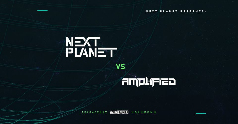 Next Planet VS. Amplified