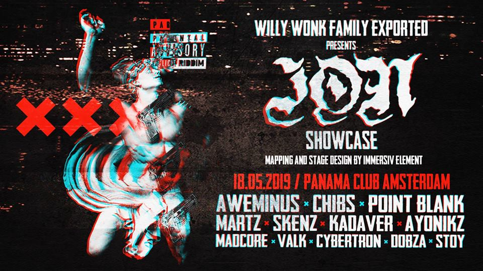 Willy Wonk Exported presents ION Showcase #2