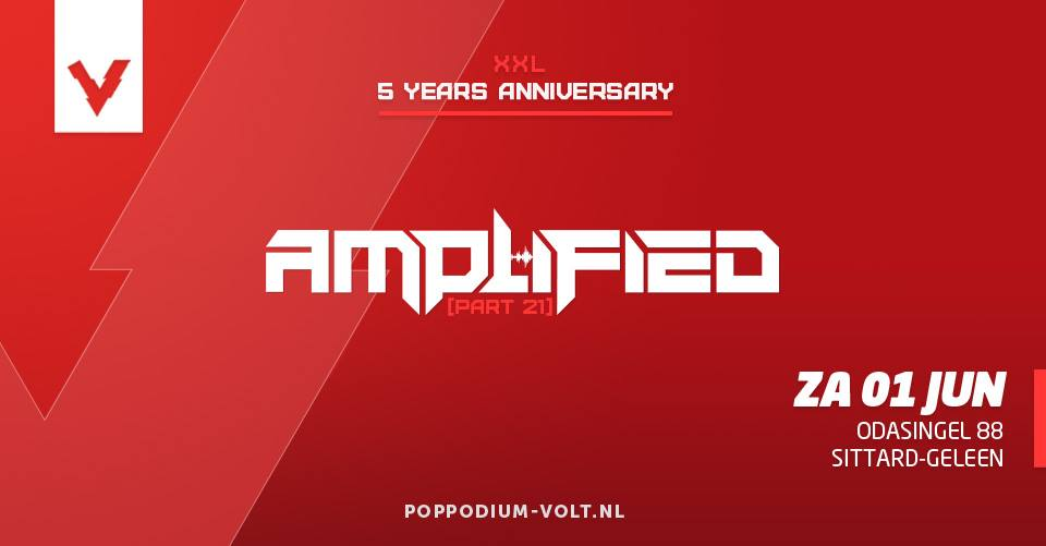 Amplified [Part 21] 5 Years Anniversary