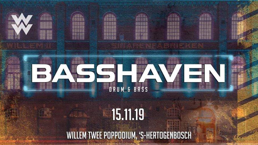 Basshaven #09 // Tantrum Desire, Invadhertz & more TBA!