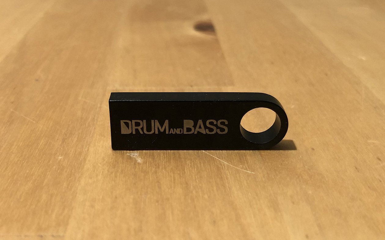 Drum and Bass USB