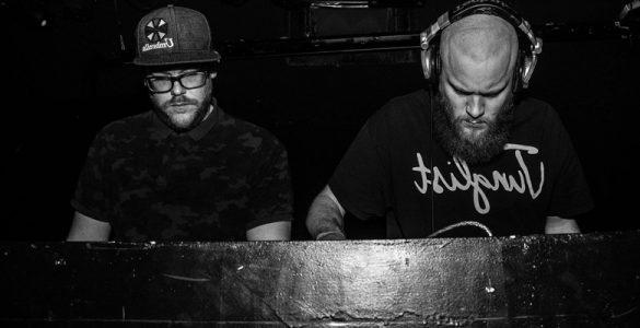 DrumandBassNL Live Sunday 10 October: Morty & TradeMarc