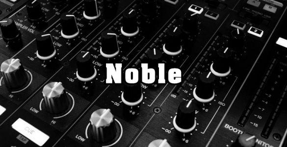 DrumandBassNL Live 10 January 2021 - Noble
