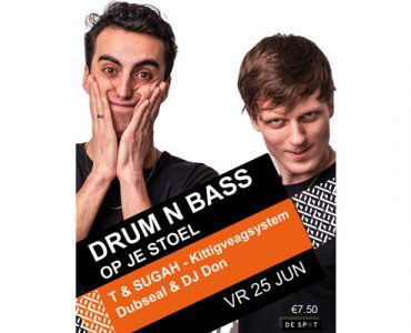 Drum 'n Bass in Your Face!